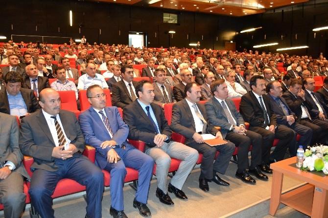 Milli Eğitim Bakanlığı İnsan Kaynakları Genel Müdürü Hamza Aydoğdu: