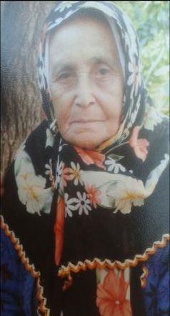 Nazilli'de Yaşlı Kadın Canına Kıydı