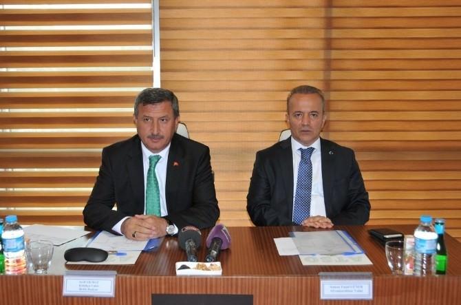 Frigküm Birliği'nin Meclis Toplantısı Afyonkarahisar'da Gerçekleştirildi