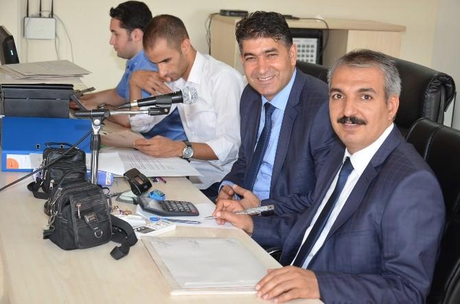 Viranşehir'de İptal Edilen 11 Taşımalı Eğitim İhalesi Yapıldı
