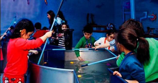 Çocuk Müzesi yakında bitiyor