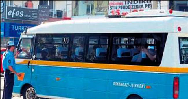 İzmir'de minibüs ücretleri zamlandı