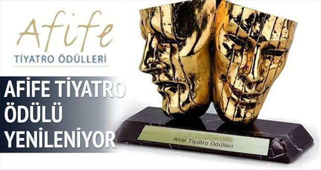 Afife Tiyatro Ödülü yenileniyor
