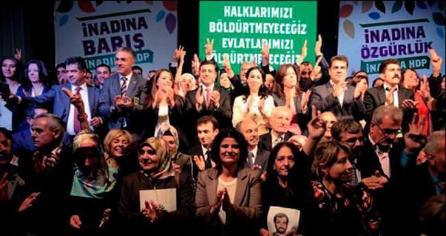 HDP'den tehdit gibi bildirge