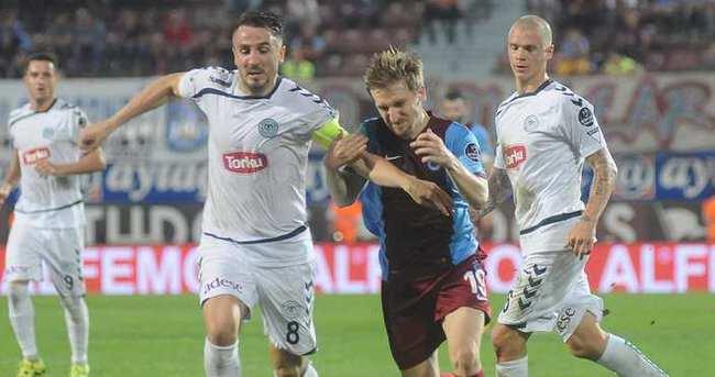 Yazarlar Trabzonspor - Torku Konyaspor maçını değerlendirdi
