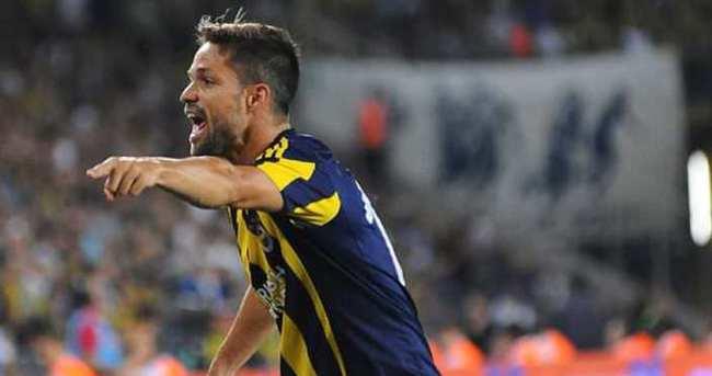 Diego: Pereira ile hiçbir şekilde