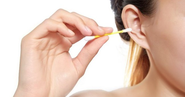 Kulak çubuğu kullanımına dikkat!