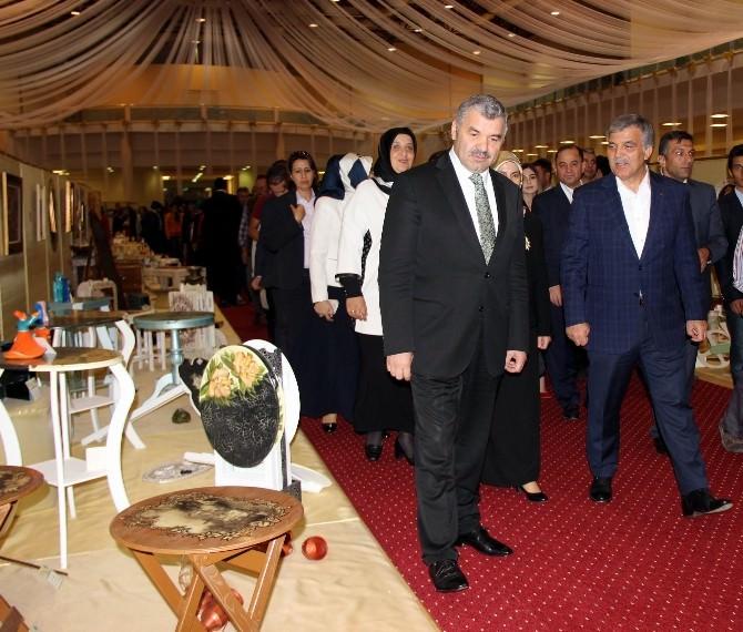 11. Cumhurbaşkanı Gül, Kaymek'in Açılışına Katıldı