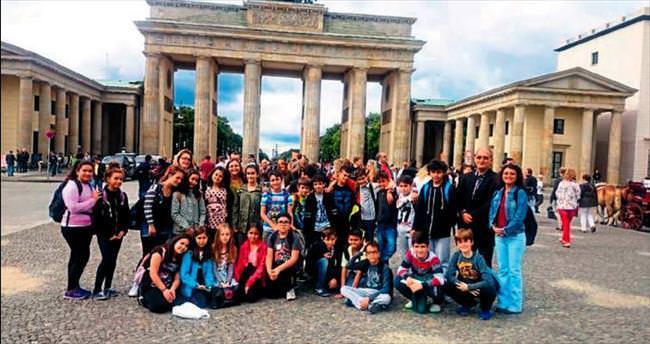 Berlin'in keşfi sona erdi