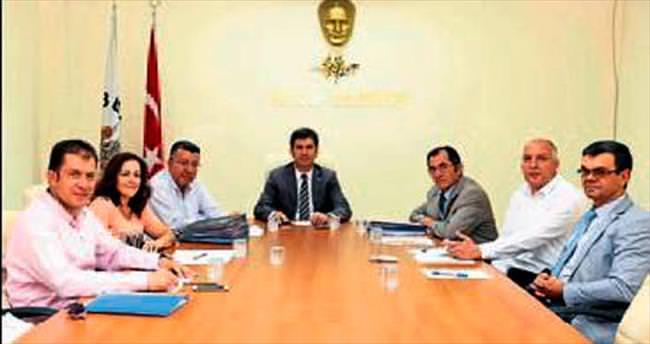 Burdur Belediyesi otoparkı kiraladı