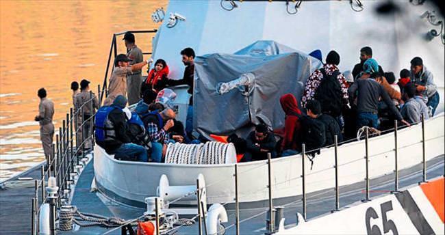 58 mültecinin umutları bitti