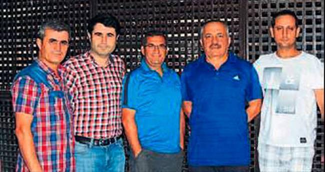Ali Balcı başkan oldu