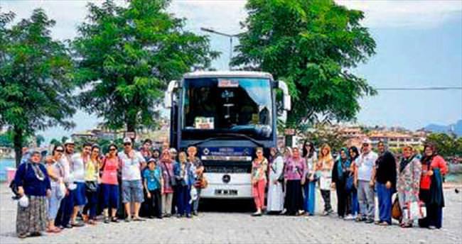Yenimahalle'de geziler sona erdi