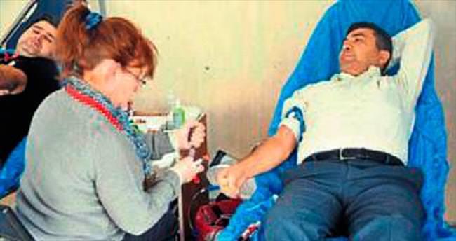 Aliağa'da kan bağışı kampanyası yapılacak