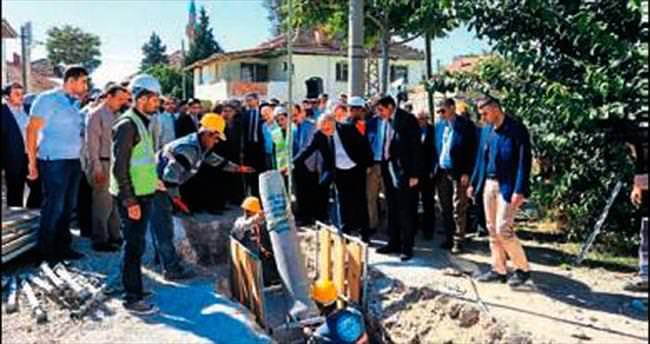 Çivril'e 7,5 milyon liralık yatırım