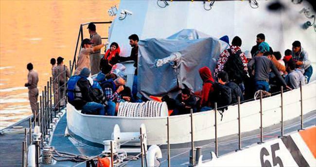 Bodrum'da denizde dört ceset bulundu