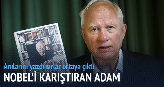 'Barışın Sekreteri' Nobel'i karıştırdı