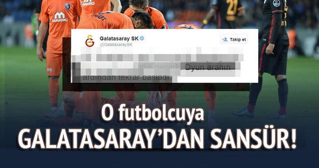 Galatasaray'dan Emre Belözoğlu'na sansür!