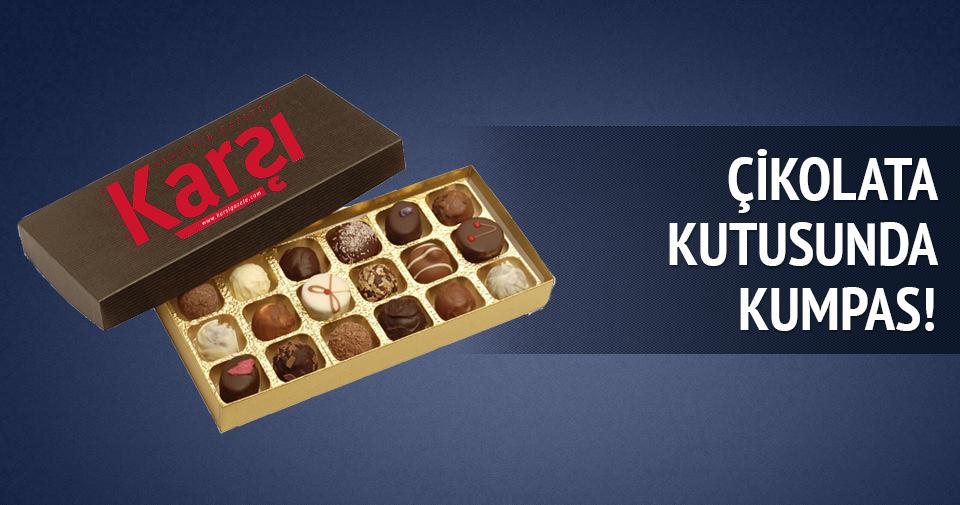 Çikolata kutusunda kumpas