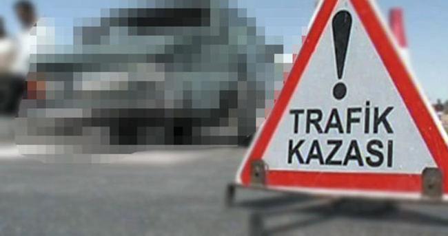 Diyarbakır'da trafik kazası: 10 yaralı