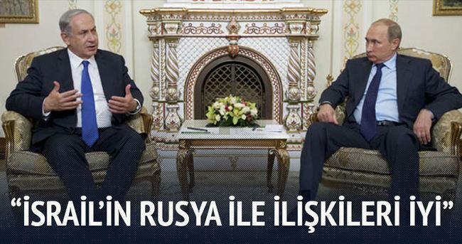 İsrail'in Rusya ile ilişkileri iyi
