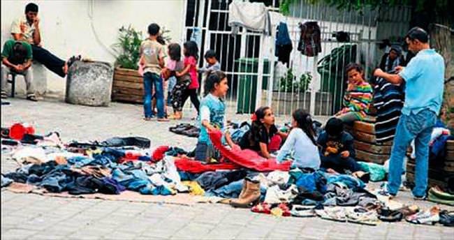 Basmane, 'yoksullar pazarı' haline dönüştü