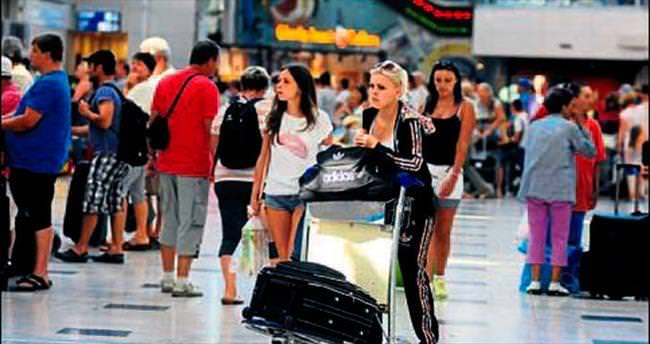 Kurban Bayramı tatilinde tercih yine Antalya oldu