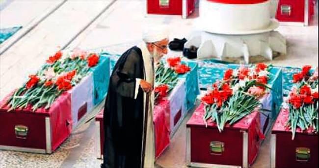 114 hacının daha cenazesi İran'da
