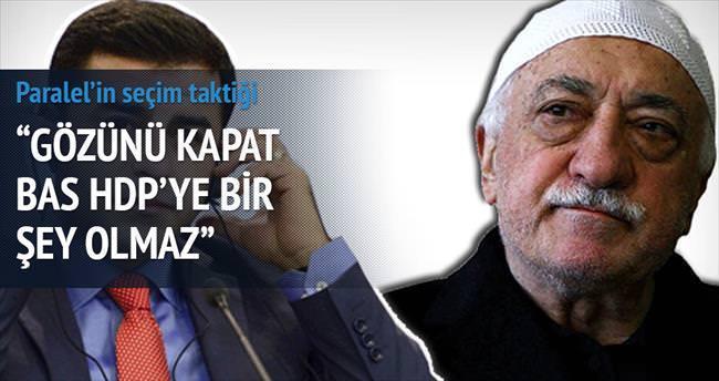 Paralel ile HDP'nin kirli ittifak belgesi
