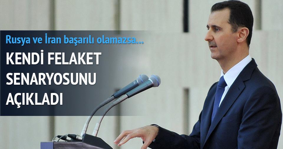 Esad: Bütün bölgenin yok olma tehlikesiyle karşı karşıyayız