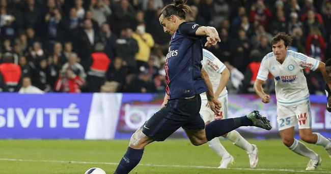 Ibrahimovic PSG tarihine geçti