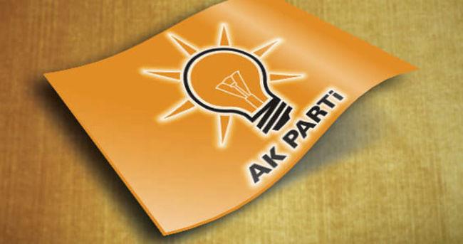 AK Parti'ye büyük katılım
