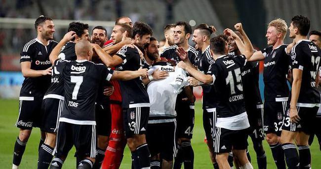 Beşiktaş'ta futbolculara iki gün izin verildi