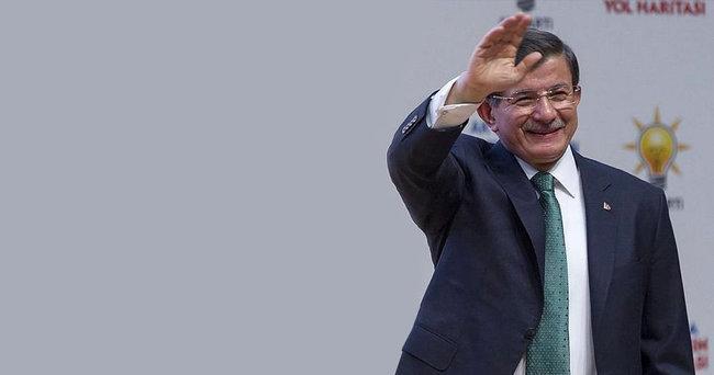 Başbakan Davutoğlu'ndan Samsun'da ilk miting
