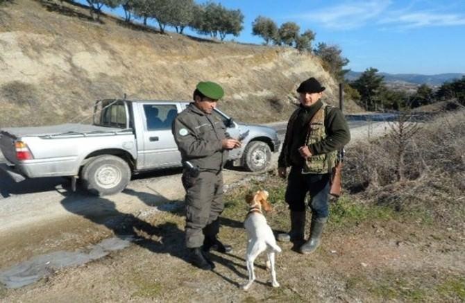 Aydın'da Kaçak Avcılara Ceza Yağdı
