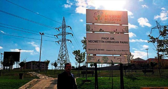 CHP'li belediye arsa kapatmış