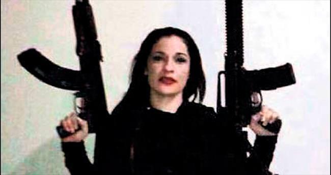 Acımasız kadın katil yakalandı