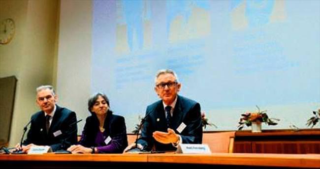 'Nobel Tıp Ödülü üç bilim insanına