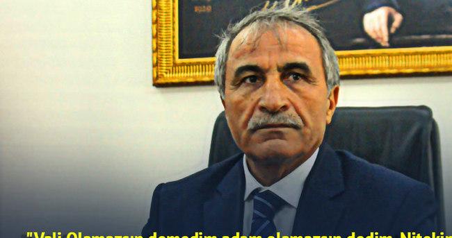 Yalova valisi CHP'li İnce'ye tazminat davası açtı