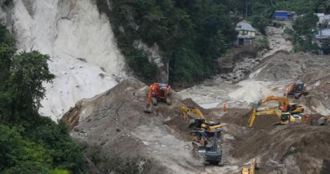 Sel felaketinde ölü sayısı 161'e yükseldi