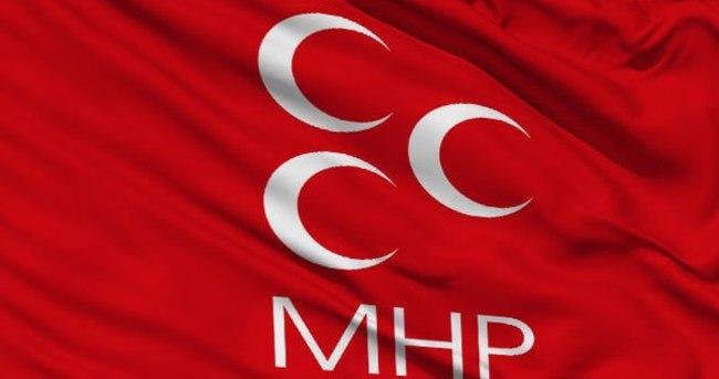 MHP'li aday yağ ile oy istiyor