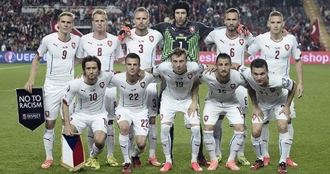 İşte Çek Cumhuriyeti'nin kadrosu
