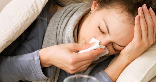 Grip nasıl çabuk geçer?
