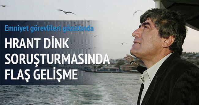 Hrant Dink soruşturmasında operasyon: 9 gözaltı