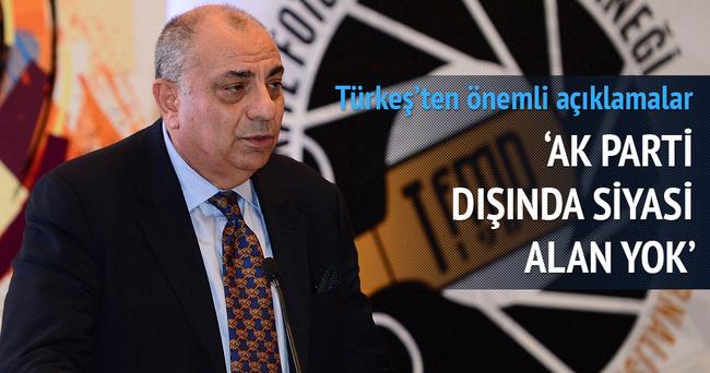 Tuğrul Türkeş konuşuyor