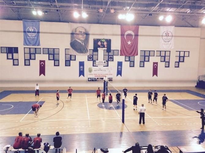 Kurumlar Arası Voleybol Turnuvası Yapılacak