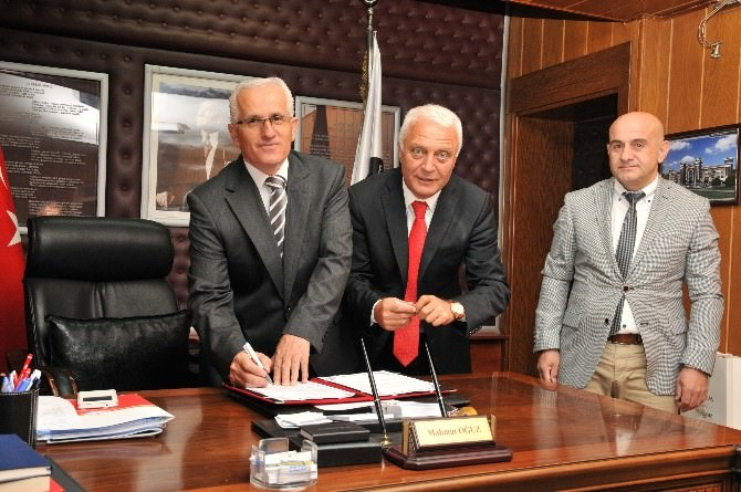 Denizli'de Stem Çalıştayı Protokolü İmzalandı