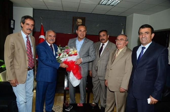 Büyükşehir Ve Esnaftan, Adana İçin Birlikte Çalışma Kararlılığı