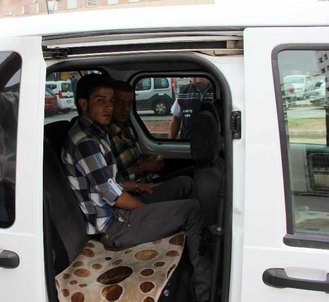 Gaziantep'te 4 Kapkaççı Yakalandı