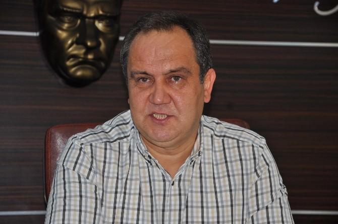 Giresun Belediye Başkanı Kerim Aksu Basın Toplantısı Düzenledi
